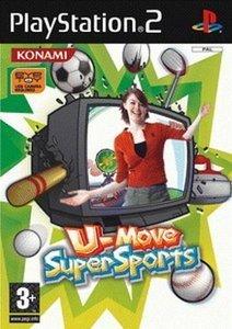 U Move Super Sports für EyeToy (deutsch) (PS2)