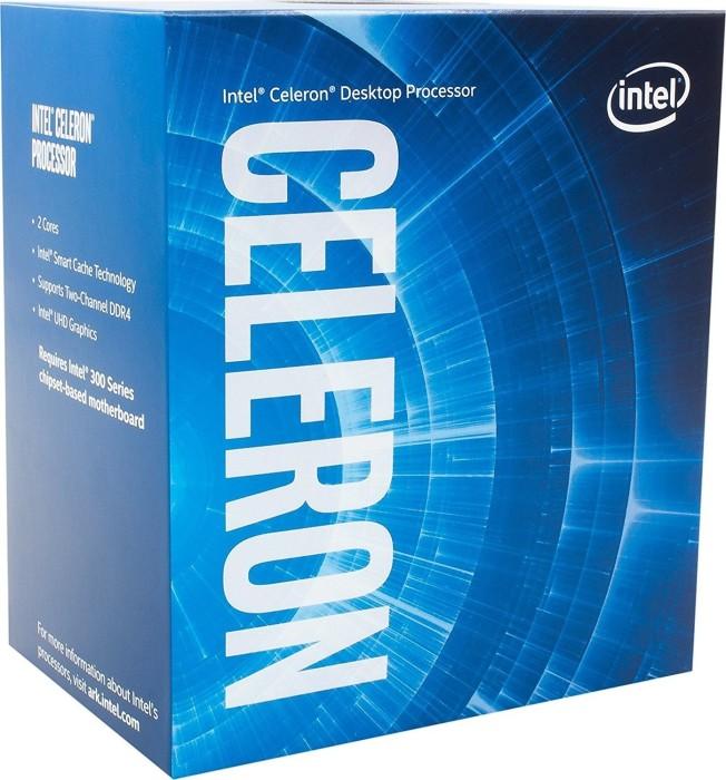 Intel Celeron G4900, 2x 3.10GHz, boxed (BX80684G4900)