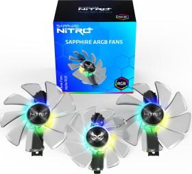 Sapphire Nitro+ ARGB Fans (4N004-03-20G)