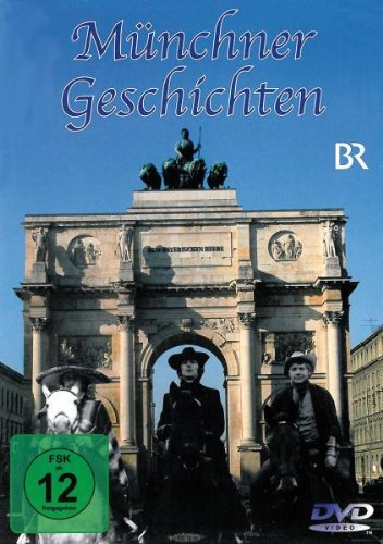 Münchner Geschichten Box (Vol. 1-3) -- via Amazon Partnerprogramm