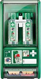 Cederroth Augenspülstation-Set, 1000ml (2x 500ml) (721500)