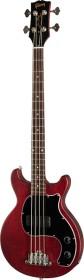 Gibson Les Paul Junior Tribute DC Bass Worn Cherry (BAJDT00WCCH1)