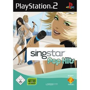 SingStar: Pop Hits (German) (PS2) (9669586)