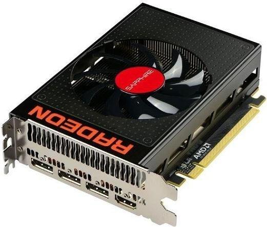 Sapphire Radeon R9 Nano, 4GB HBM, HDMI, 3x DP (21249-00-40G)
