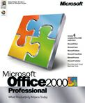 Microsoft: Office 2000 Professional Update (englisch) (PC) (269-02195)