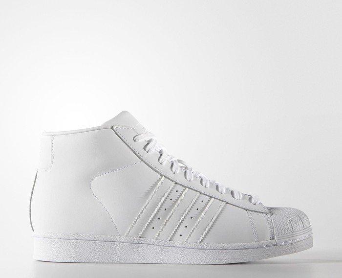 Adidas Pro  Model weiß ab   Pro 39 (2019)   Preisvergleich Geizhals ... 78d303