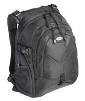 """Targus Campus Backpack 15.4"""" Rucksack schwarz (TEB01)"""