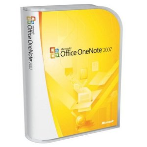 Microsoft: Onenote 2007 (English) (PC) (S26-01965)