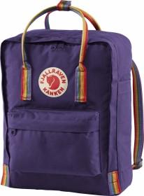 Fjällräven Kanken Rainbow purple/rainbow pattern (F23620-580-907)