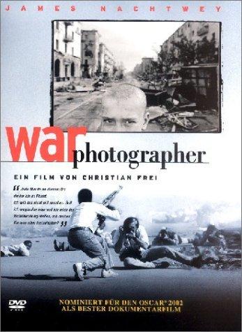 War Photographer -- via Amazon Partnerprogramm