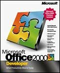 Microsoft: Office 2000 Developer - Update (englisch) (PC) (549-00404)