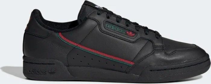 adidas Continental 80 core blackscarletcollegiate green (EE5343) ab € 52,28