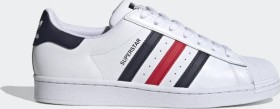 adidas Superstar cloud white/scarlet (FX2328)