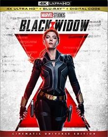 Black Widow (2021) (Blu-ray)