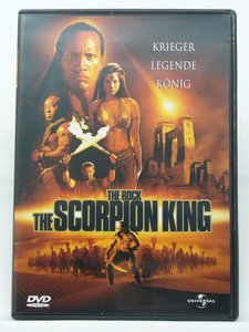 The Scorpion King -- © bepixelung.org