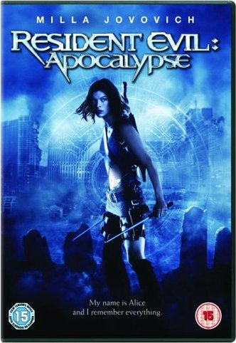 Resident Evil - Apocalypse (UK) -- via Amazon Partnerprogramm