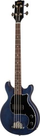 Gibson Les Paul Junior Tribute DC Bass Blue Stain (BAJDT00B2CH1)