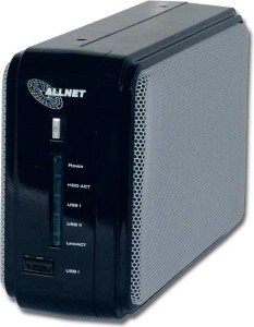 Allnet ALL6250, Gb LAN