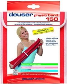Deuser Band Physio Band 75 2m rosa mittel (111132)