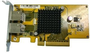 Qnap SP-X79P-1G2PORT, 2x 1000Base-T, PCIe x8