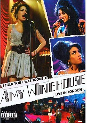 Amy Winehouse - I Told You I Was Trouble, Live In London -- via Amazon Partnerprogramm