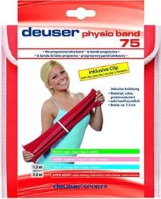 Deuser Band Physio Band 75 2m grün leicht (111131)
