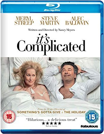 It's Complicated (Blu-ray) (UK) -- via Amazon Partnerprogramm