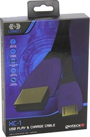 Gioteck XC-1 USB-Ladekabel (PS4)