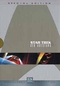 Star Trek 9 - Der Aufstand (Special Editions)