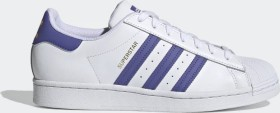 adidas Superstar cloud white/purple/gold metallic (FX5529)