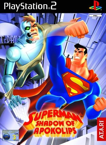Superman Shadow of Apokolips (German) (PS2) -- via Amazon Partnerprogramm