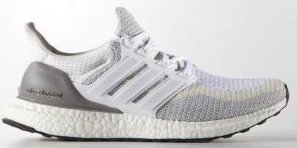Adidas Ultra Boost White Clear Grey