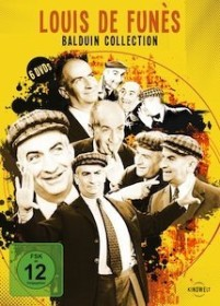 Louis de Funes Balduin Collection (DVD)
