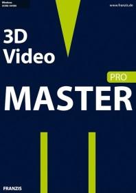 Franzis 3D Video Master Pro (deutsch) (PC)