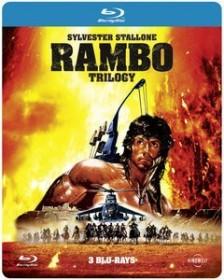 Rambo Trilogie Box (Blu-ray)