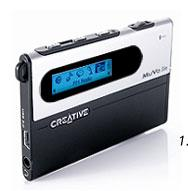 Creative Nomad MuVo  slim  256MB (70PD054200002/70PD054200018)