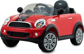 Rollplay Mini Cooper S Coupe rot (W456-RC22412)