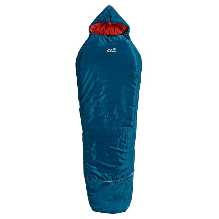 Jack Wolfskin Grow Up Comfort mummy sleeping bag (Junior)