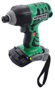 Hitachi WH14DL Basic cordless impact wrench solo (932.519.76B)