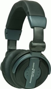 American audio HP-550 black