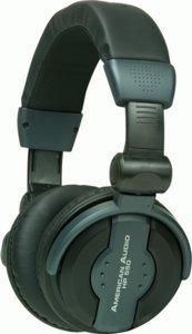 American Audio HP-550 schwarz