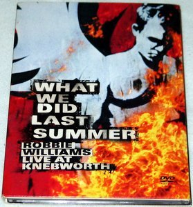Robbie Williams - What We Did Last Summer -- © bepixelung.org