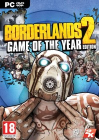 Borderlands 2 - Game Of The Year Edition (Download) (PC)