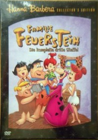 Familie Feuerstein Staffel 3 (DVD)