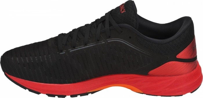 best service 26643 80d95 Asics DynaFlyte 2 black/fiery red/shocking orange (men) (T7D0N-9023) from £  74.90