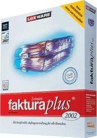 Lexware Faktura+Auftrag PLUS 2004 8.0 (PC) (08859-0001)