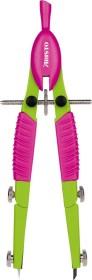 Aristo TopLine Schnellverstellzirkel, grün/pink (AR55731)