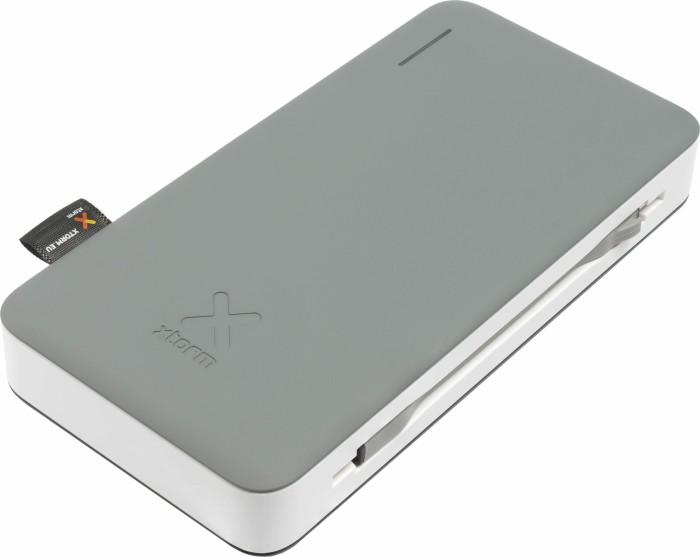 Xtorm Power Bank Apollo 15000 Lightning weiß/grau (XB301L)