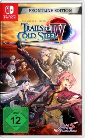 The Legend of Heroes: Trails of Cold Steel IV (Switch)