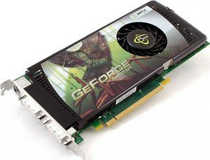 XFX GeForce 9600 GT 650M, 512MB DDR3, 2x DVI, TV-out (PV-T94P-YDF4/PV-T96G-YDF4)